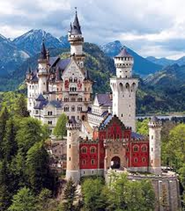 Film : voyage de rêve en Bavière