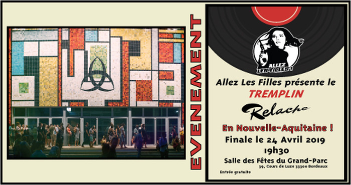 Finale Tremplin Relache en Nouvelle-Aquitaine