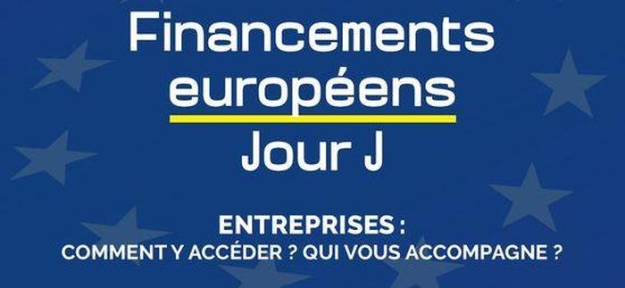 Financements européens - Jour J, lundi 25 mars 2019