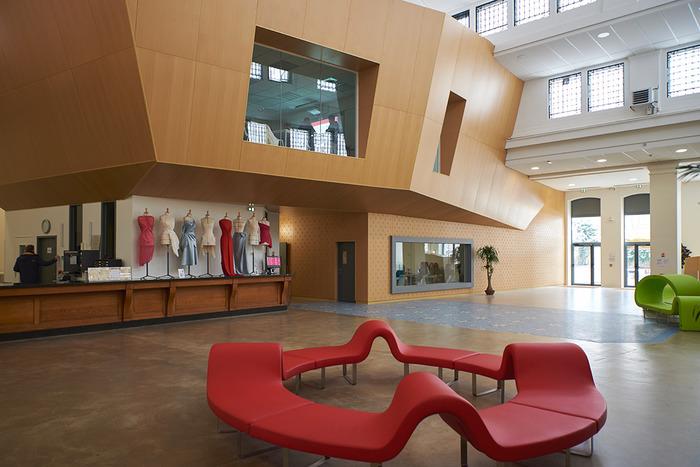 Journées du patrimoine 2018 - Flash mode sur ESMOD - Parcours commenté en compagnie de l'architecte et d'historiens de l'architecture