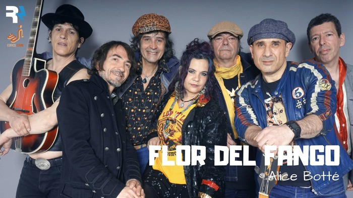 FLOR DEL FANGO + Alice Botté + Whacks