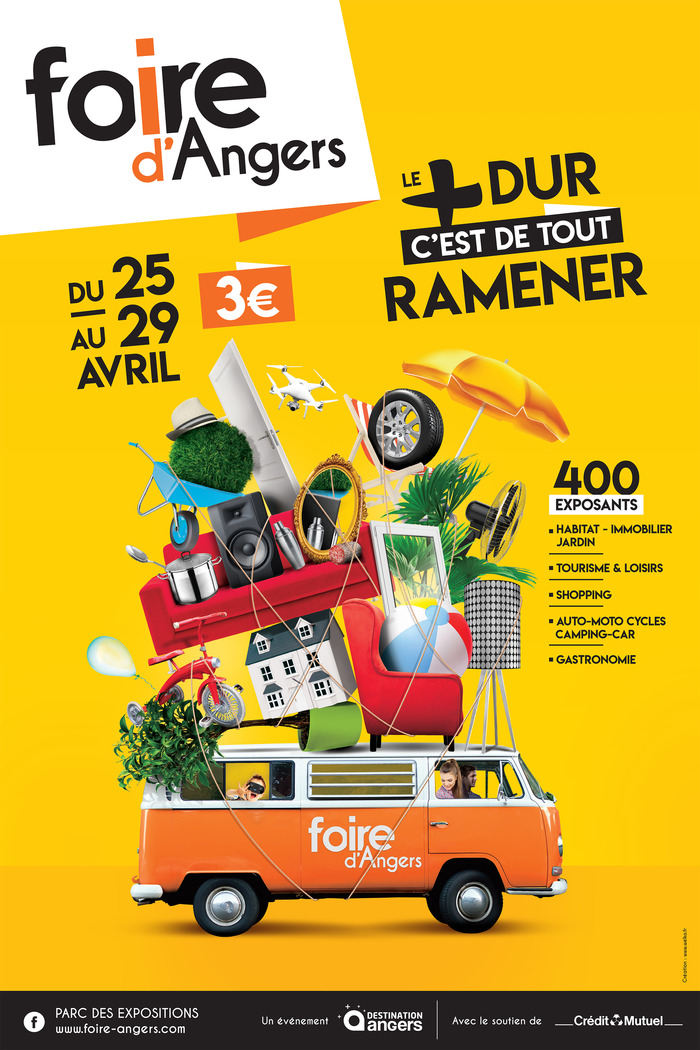 foire angers