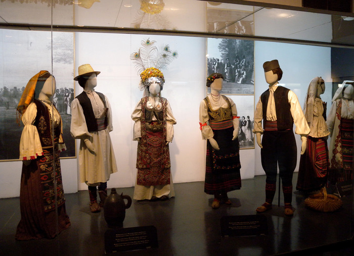 Folk Culture of the Serbs in the 19th and 20th Centuries