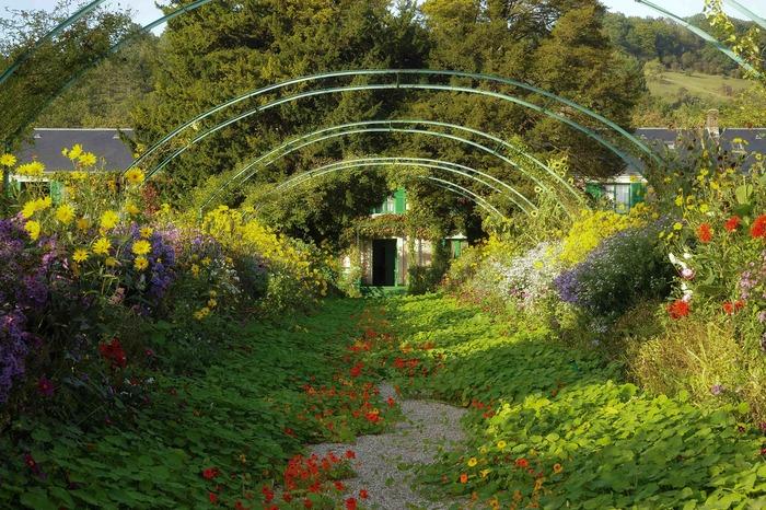 Journées du patrimoine 2017 - Visite libre de la maison et des jardins de Claude Monet