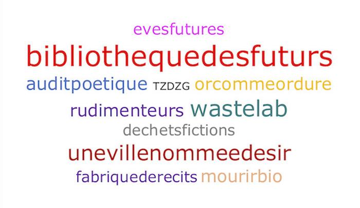 Fondation de la Bibliothèque des futurs – Déchets-Fictions