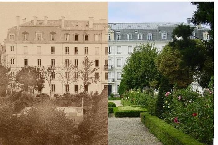 Journées du patrimoine 2018 - Fondation Saint Jean de Dieu Clinique Oudinot - L'hospitalité en héritage