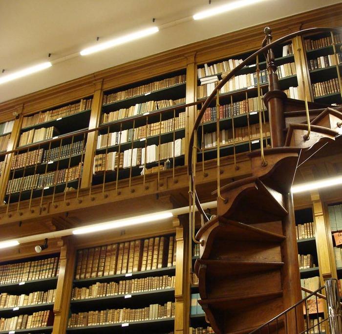 Journées du patrimoine 2018 - Fonds ancien de la Bibliothèque