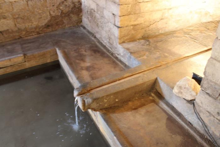 Journées du patrimoine 2018 - Fontaine de la Pissotte, la source cachée