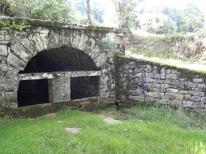 Journées du patrimoine 2017 - Fontaine romaine d'Arthenas