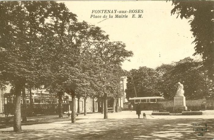 Crédits image : Archives municipales de Fontenay-aux-Roses