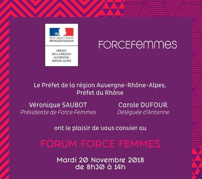 FORCE FEMMES LYON