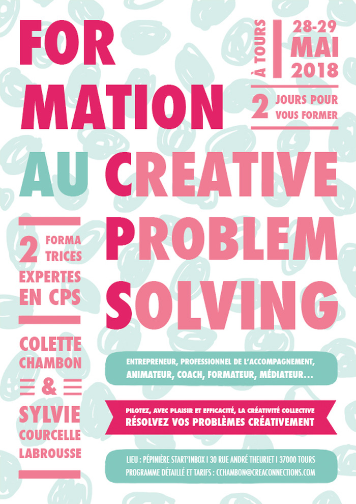 FORMATION AU CPS CREATIVE PROBLEM SOLVING