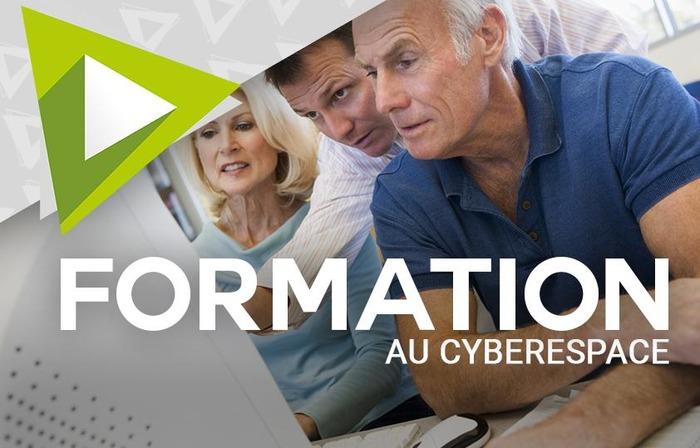 Formation initiation (session 1) au CyberEspace de Rive de Gier