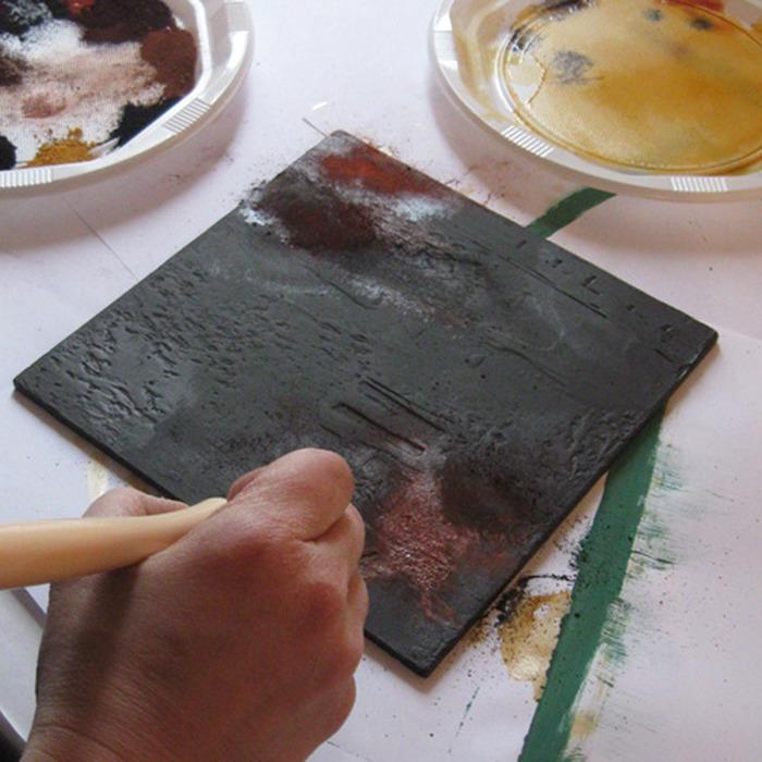 Formation peinture décorative/art mural - stage intensif/5 jours