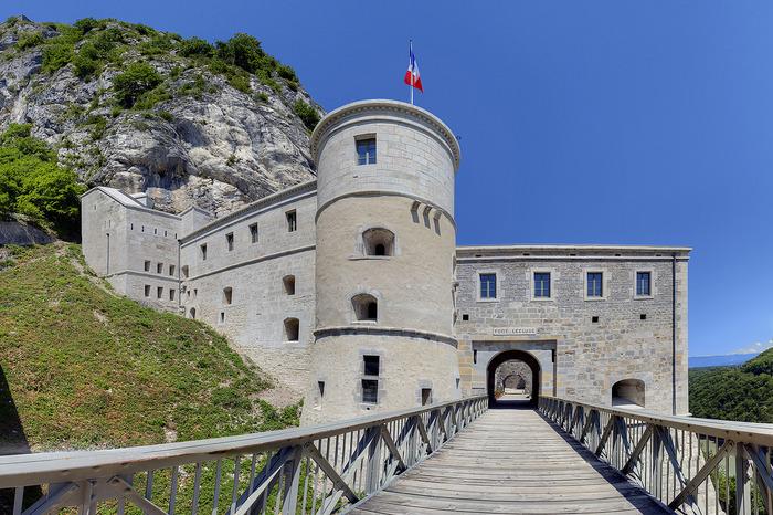 Journées du patrimoine 2017 - Fort l'Ecluse