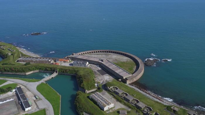 Crédits image : Fort de Querqueville