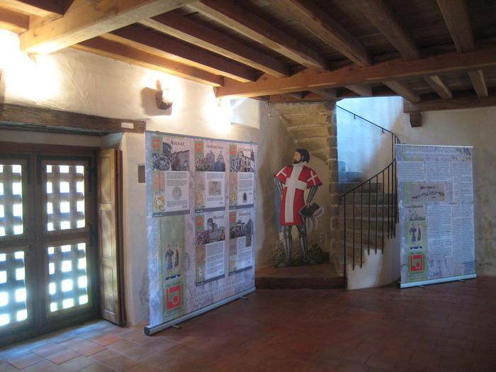Journées du patrimoine 2018 - Exposition «Forts villageois d'Auvergne - Un patrimoine à découvrir».