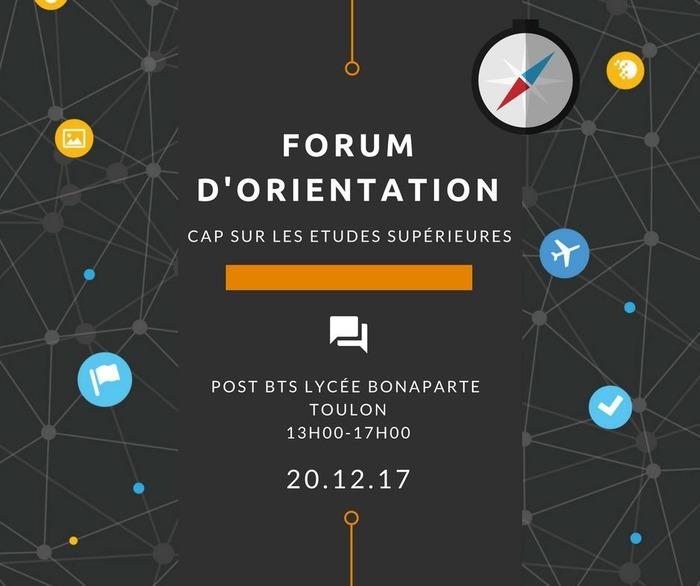 Forum d'orientation