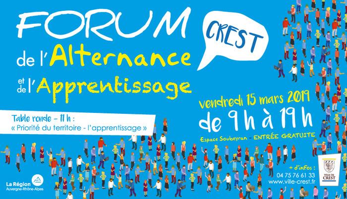 Forum De L Alternance Et De L Apprentissage 4 édition