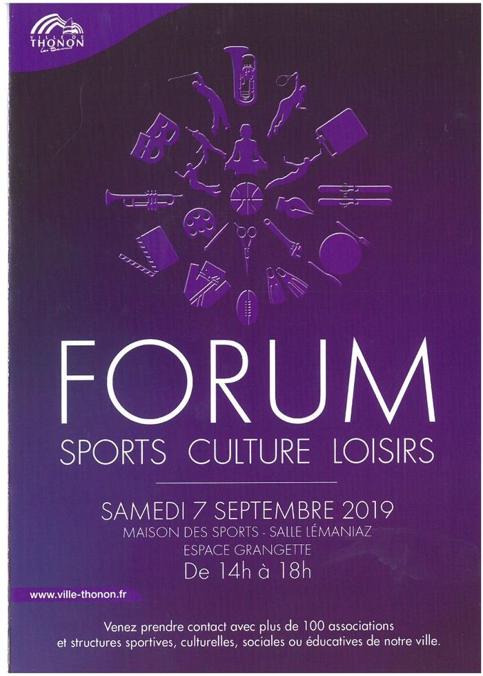 Forum Sports Culture Loisirs Salle De Danse Au 2eme Etage