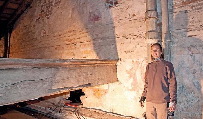 Journées du patrimoine 2017 - Fouille archéologique, Tour des Lautrec