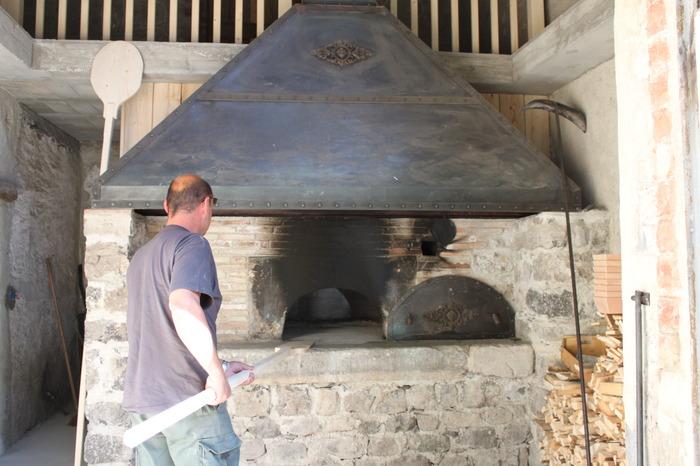 Journées du patrimoine 2018 - Atelier four à pain.