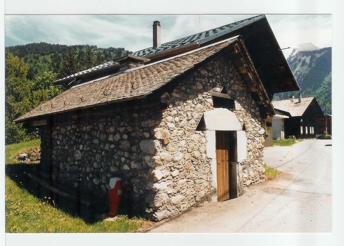 Journées du patrimoine 2017 - Four à pain