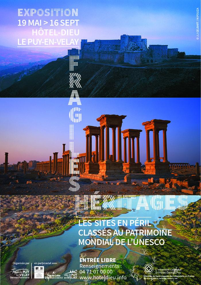 Journées du patrimoine 2018 - Fragiles héritages