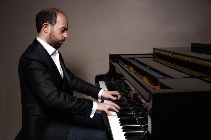 François Dumont et L'Orchestre Symphonique de Bretagne