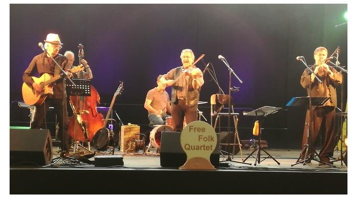 Free Folk Quartet fête la Saint Patrick