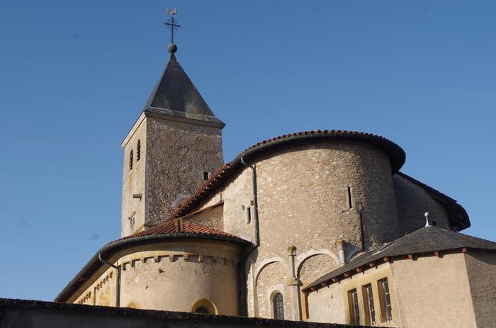 Journées du patrimoine 2018 - Visite de l'église Sainte-Croix