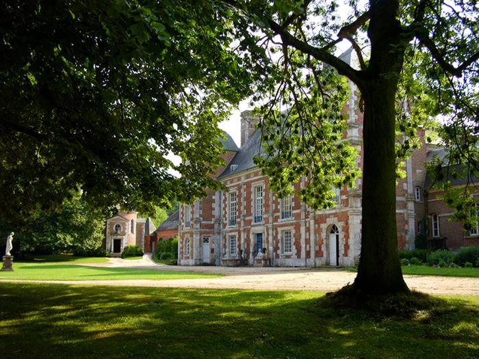 Journées du patrimoine 2018 - Visite libre des extérieurs du château de Bonnemare