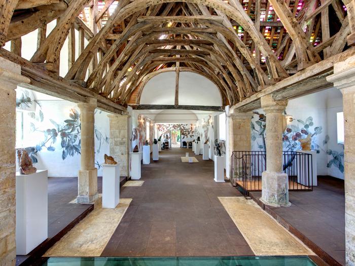 Journées du patrimoine 2018 - Visite libre de la chapelle Saint-Vigor illuminée