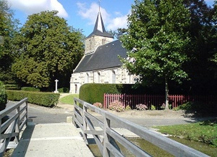 Journées du patrimoine 2018 - Visite libre de la chapelle de Barville