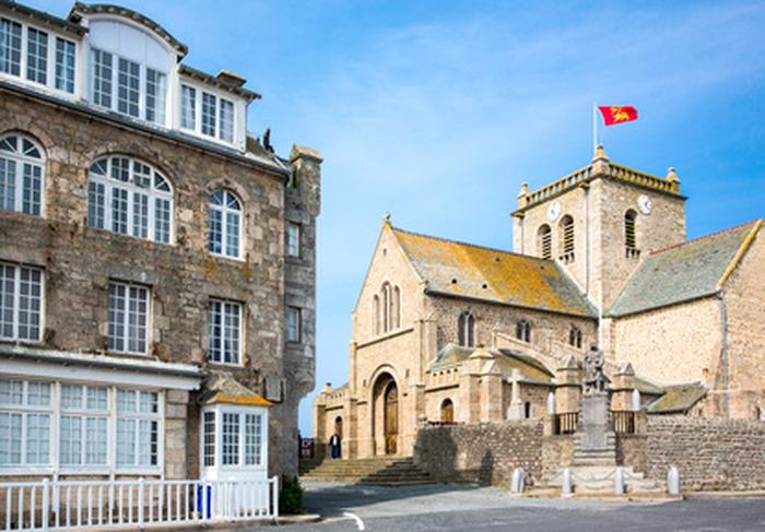 Journées du patrimoine 2018 - Visite libre de l'église Saint Nicolas de Barfleur