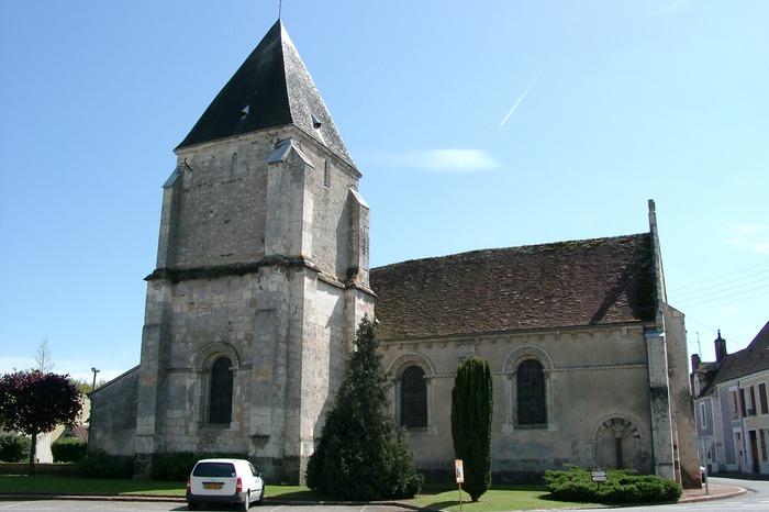 Journées du patrimoine 2018 - Visite libre de l'église de Bellou sur Huisne