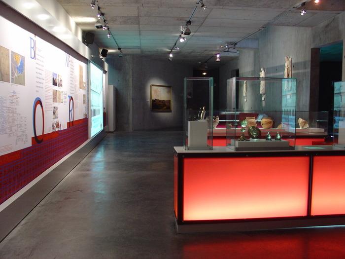 Journées du patrimoine 2017 - Visite libre du musée des manuscrits du Mont-Saint-Michel