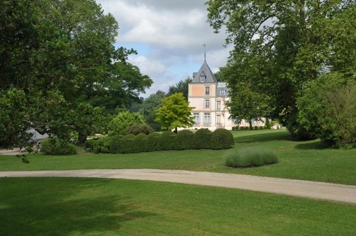 Journées du patrimoine 2018 - Visite libre du parc de la Maison Littéraire de Victor Hugo