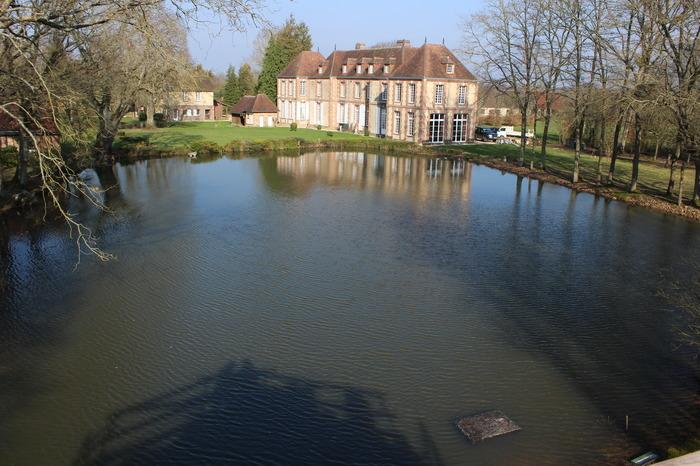 Journées du patrimoine 2018 - Visite libre du parc de château de la Duquerie