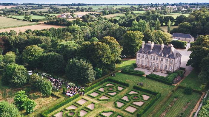 Crédits image : © Château de Carneville