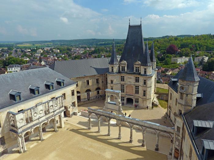 Journées du patrimoine 2018 - Visite libre du château de Gaillon