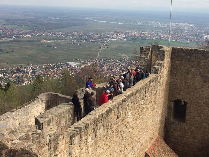 Journées du patrimoine 2018 - Visites guidées ou libres au château du Hohlansbourg