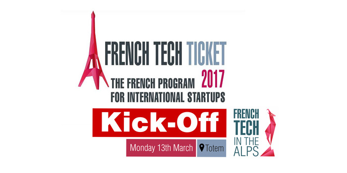 French Tech Ticket Kick-off Event #inthealps
