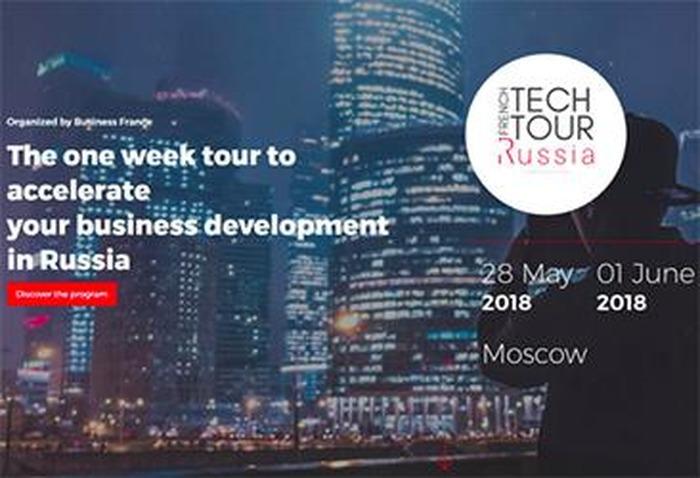 French Tech Tour Russia 2018