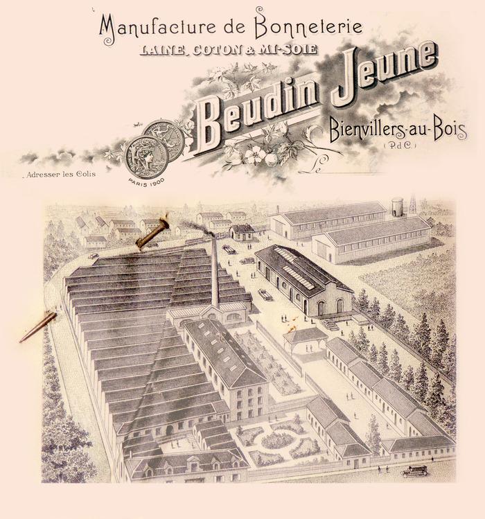 Crédits image : Manufacture Beudin-Jeune