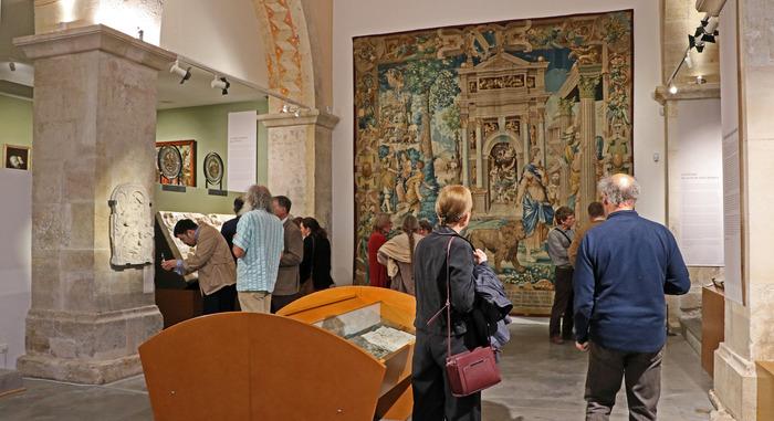 Journées du patrimoine 2018 - Visite guidée de l'exposition