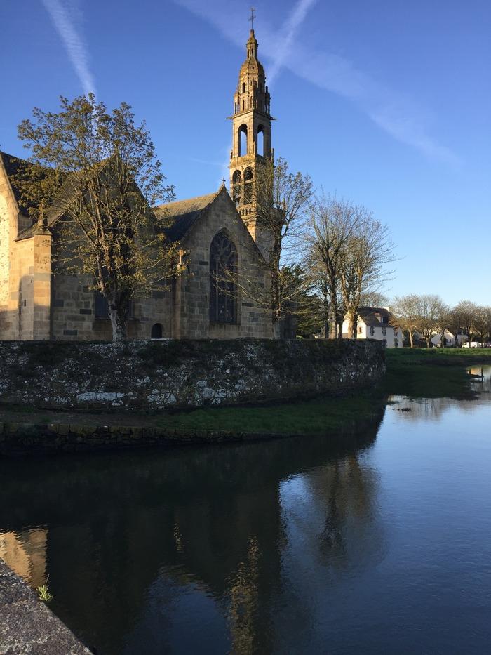 Journées du patrimoine 2018 - Visite guidée de l'église Saint Sauveur - Le Faou