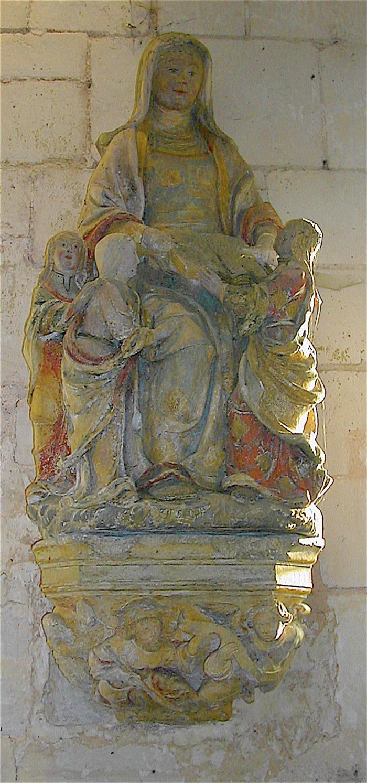 Crédits image : © Eglise Saint-André du Plessis-Mahiet