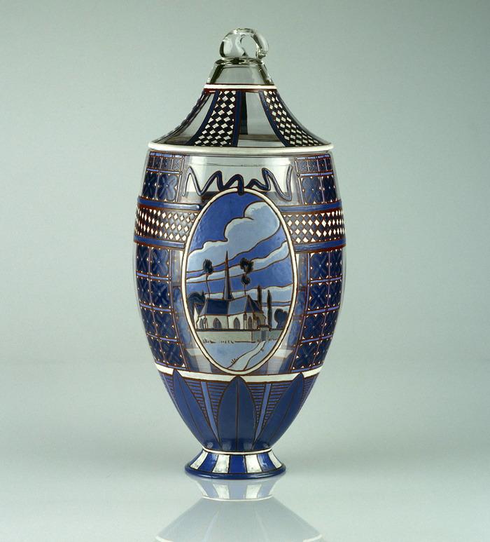 Journées du patrimoine 2018 - Présentation commentée des chefs d'œuvre de l'art du verre et de la céramique de la Donation Lévy