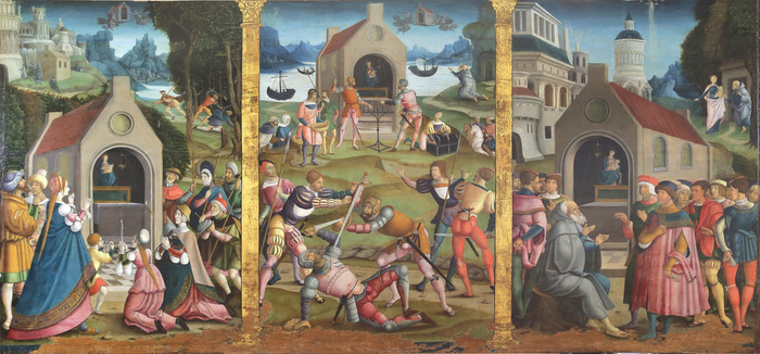 Journées du patrimoine 2018 - Visite guidée des collections du Beau 16ème siècle